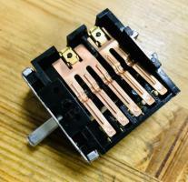 Переключатель мощности ПМ-16-5-01 для электроплит Мечта