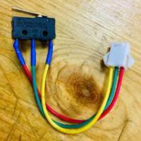 Микровыключатель СВЧ 1 контакт 3х проводное