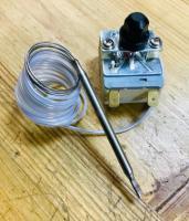 Термостат защит. фритюра 20А/250V/1,8м/F6,3/S220гр.С(mod.T220-1SF-140)