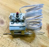 Термостат +160С аварийный для духовки (T160-1SF-080)