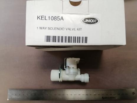 Одноходовой соленоид для воды UNOX KEL1085A