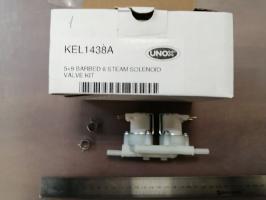Клапан соленоидный для пара UNOX KEL1438A