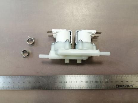 Клапан соленоидный для пара UNOX
