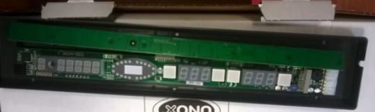 Плата управления cheftop series 4 (pe009, pe1610a0) UNOX KPE1355D