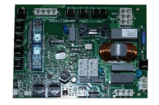 Плата силовая series 5 hood/prover/xvl (pe1745a0) UNOX KPE1745A